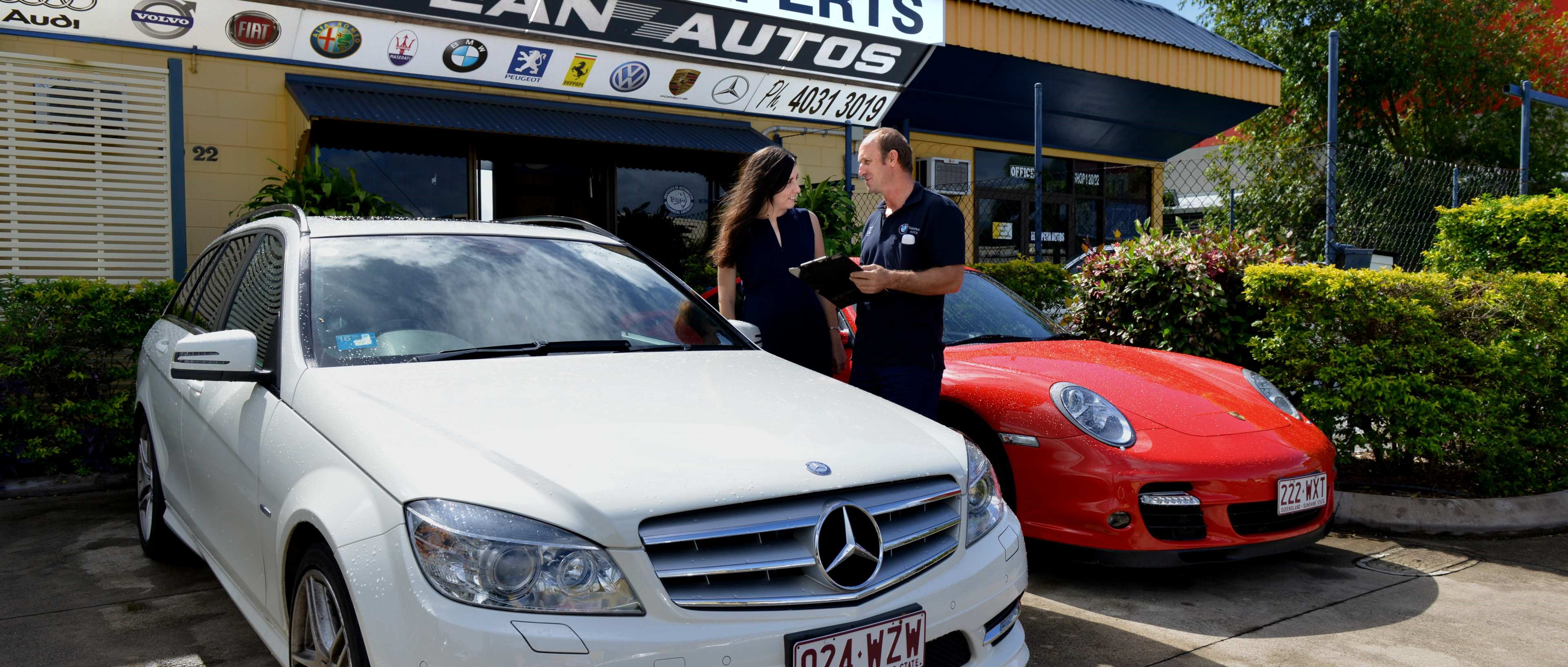 euro cars cairns
